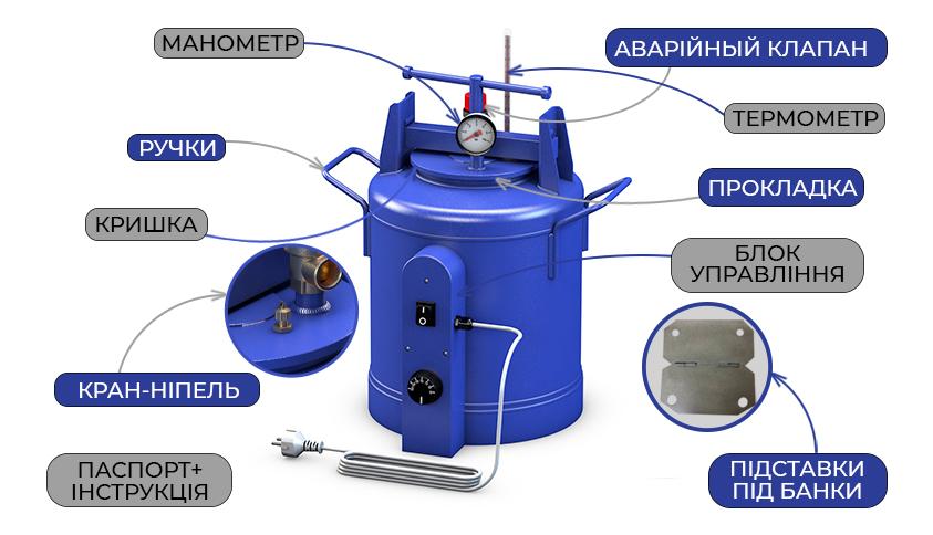 Доильный аппарат Damilk АИД-1 КОМБИ