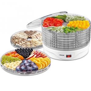 Інструкція для сушіння овочів і фруктів