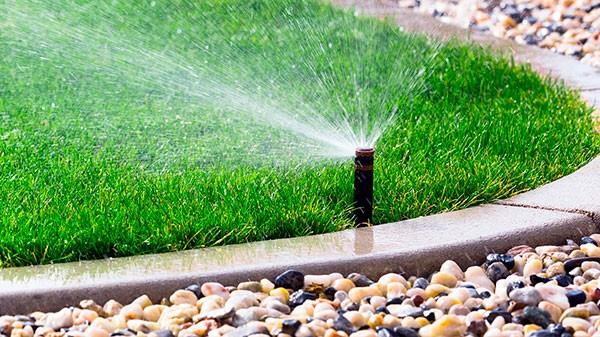 Система полива для газона