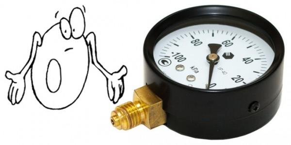Доїльний апарат не набирає тиск
