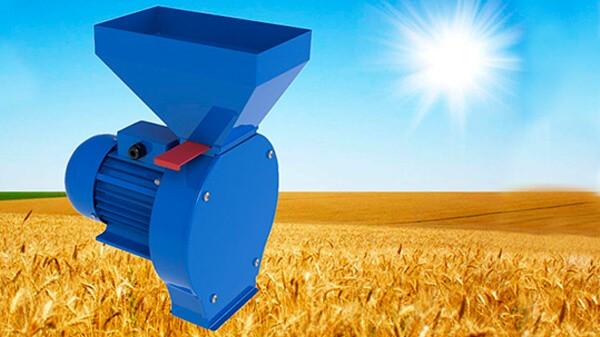Як вибрати зернодробарку для домашнього господарства
