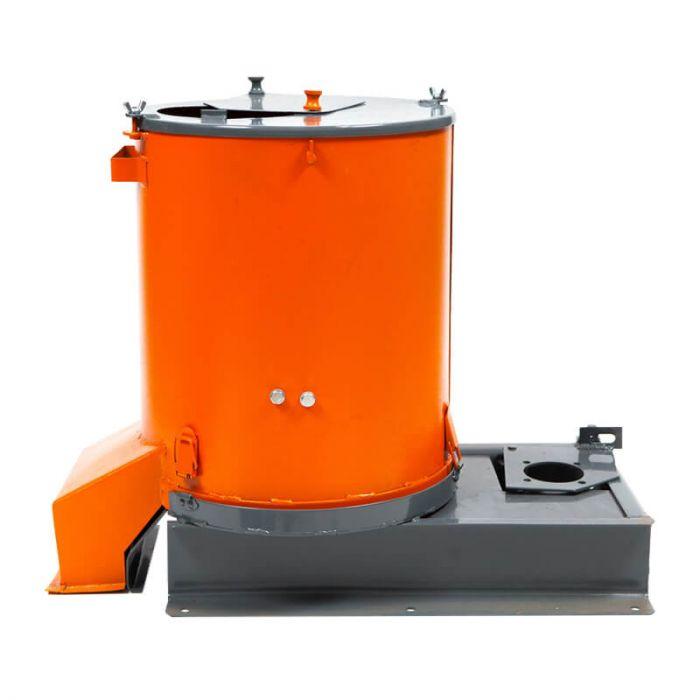 Бытовой универсальный кормоизмельчитель Колос (корнеплоды 800 кг/ч + лущилка и зернодробилка 350 кг/ч) , без двигателя