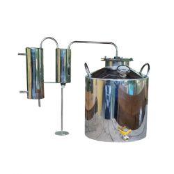 Дистиллятор Cropper ПРЕМИУМ газовый на 20 литров с сухопарником