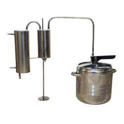 Дистиллятор-скороварка Профи 9 с сухопарником