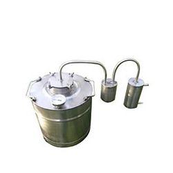 Дистиллятор Cropper ЭКОНОМ газовый на 20 литров с сухопарником