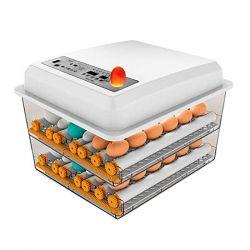 Инкубатор Говорун 120-01 12В з плавучими роликами, зволожувачем та овоскопом