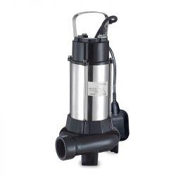 Насос каналізаційний 1.1кВт Hmax 7м Qmax 270л / хв (з ножем) AQUATICA (773331)