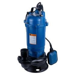 Насос каналізаційний 1.8кВт Hmax 15м Qmax 350л / хв WETRON (773363)