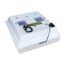 Инкубатор бытовой автоматический Наседка ИБ-120/72 (рамочный автоповорот, +  вентилятор)