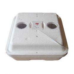 Инкубатор автоматический Веселое Семейство 2ВПТ (теновый, цифровой, с вентилятором)