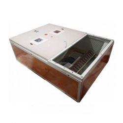 Механический Инкубатор-брудер 2 в 1 O-MEGA-82 Увеличенный, Инфракрасный, Цифровой, Пластиковый корпус