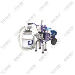 Доильный аппарат DaMilk УИД-10 «Евро» (1 ведро)
