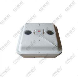 Инкубатор ручной Веселое семейство 12В (теновый, цифровой, с вентилятором)
