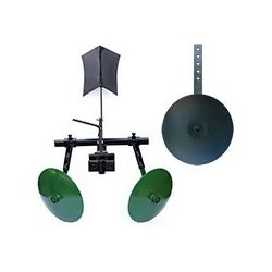 Картоплесаджалка поворотна з колесом (посадковий модуль)