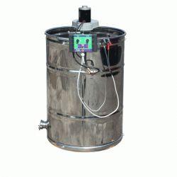 Медогонка 2 - х рамочная неповоротная оцинкованная с электронным приводом (М93245А)