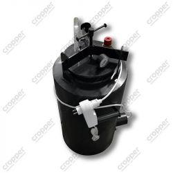 Электрический автоклав из черной стали  для консервирования Укрпромтех«Че-33 электро»