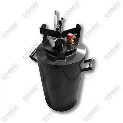 Автоклав з чорної сталі для консервування Укрпромтех «Че-33»
