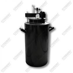 Автоклав з чорної сталі для консервування Укрпромтех «Че-44»