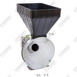 """Зернодробарка """"Газда М71"""" (1,7 кВт, молоткова, для зерна та качанів кукурудзи)"""