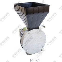 """Зернодробилка """"Газда Р71"""" (1,7 кВт, роторная для зерна)"""