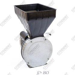 """Зернодробилка """"Газда Р80"""" (2,5 кВт, роторная для зерна)"""