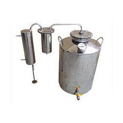 Дистилятор Cropper ПРЕМІУМ газовий на 30 літрів з розбірним сухопарником
