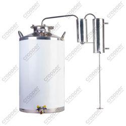Дистилятор Cropper ПРЕМІУМ газовий на 50 літрів з сухопарником