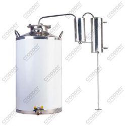 Дистиллятор Cropper ПРЕМИУМ газовый на 60 литров с сухопарником
