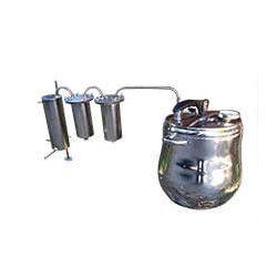 Дистилятор-скороварка Профі 12 з двома сухопарниками