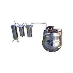 Дистилятор-скороварка Профі 9 з двома сухопарниками