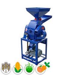 Універсальний кормоподрібнювач «ДТЗ КР-20С» (зерно+качани кукурудзи+овочі+фрукти+стебла, 600 кг/год)