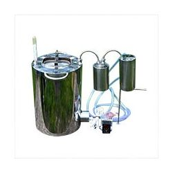 Электрический самогонный аппарат на 20 литров Троян