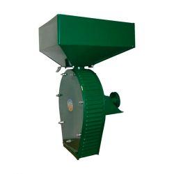 Зернодробилка (ДКУ) Фермер В-2 под электродвигатель (для зерна и початков кукурузы)