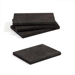 Пластины вакуумного насоса 45*70*6мм композит (графит) 4 шт