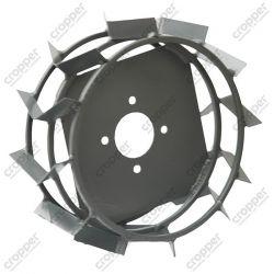 Грунтозацепы (колеса) ф390/160 на квадрате