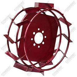 Грунтозацепы (колеса) ф450-165 на квадрате