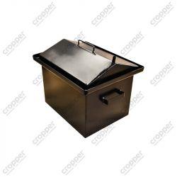 Коптильня Hot Smoking: 420х340х330, кришка будиночком, термофарба, сталь 2 мм