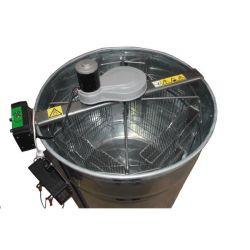 Медогонка 4 - х рамочная поворотная оцинкованная с электроприводом (М93243В)