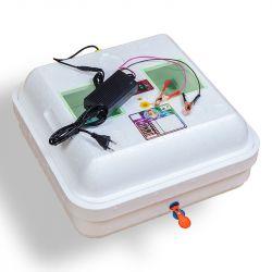 Инкубатор Рябушка Smart Turbo 70 яєць 12В механічний