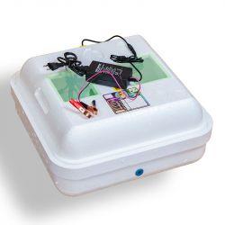 Інкубатор Рябушка Smart Turbo 70 яєць 12В цифровий