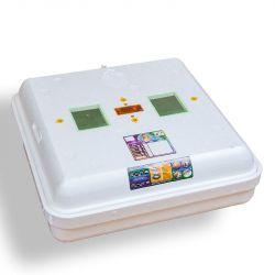 Автоматический инкубатор Рябушка Smart Plus Turbo 120 яиц (рамочный поворот)