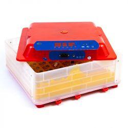 Инкубатор Говорун-56 12 В (с овоскопом и увлажнителем)