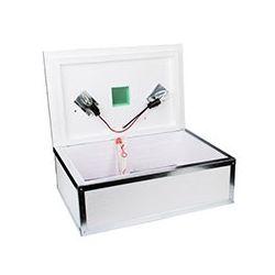 Инкубатор бытовой автоматический Наседка ИБ-70/56 (автоповорот наклонного типа, без вентилятора)