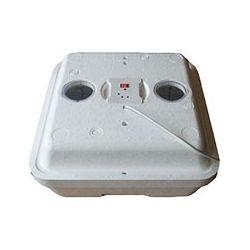 Інкубатор ручний Веселое Семейство 12В (теновий, цифровий, з вентилятором)