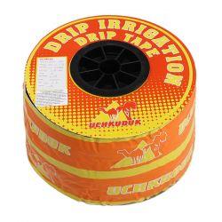 Капельная лента с плоским эмиттером - DT 1618-30-0,8L 1000м