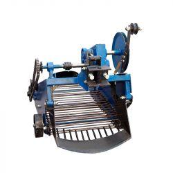 Картофелекопалка вибрационная транспортерная под мототрактор с гидравликой (Скаут)