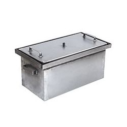 Коптильня с гидрозатвором HousePro-560 (усиленная 2мм)