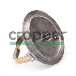 Крышка доильного ведра алюминий