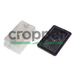 Маслобак литой АИД-1, АИД-10 пластик