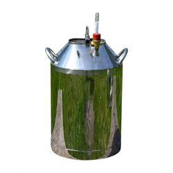 Автоклав з нержавійки для консервування Троян Мега-50